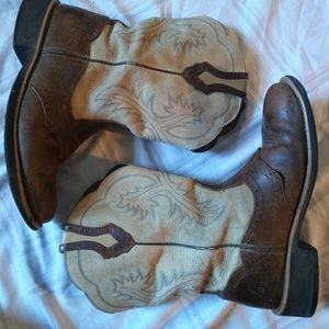 Ariat 'Fatbaby' women's cowboy boots